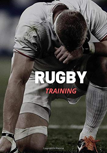 Rugby training: Rugby Journal for journaling |Rugby sport Notebook 122 pages 7x10 inches | Gift for rugby players men and woman| ball sports| logbook