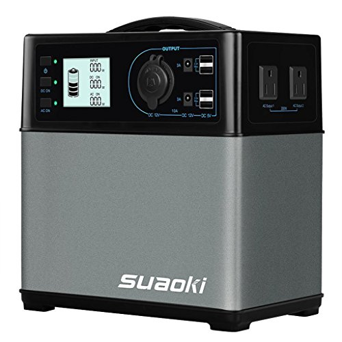 Suaoki 400 Portable Power Supply