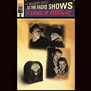 Old Time Radio Shows audiobook cover art