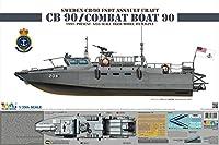 【王者堂】 タイガーモデル 1/35 プラモデル CB90 高速攻撃艇 Tiger Model TML6293