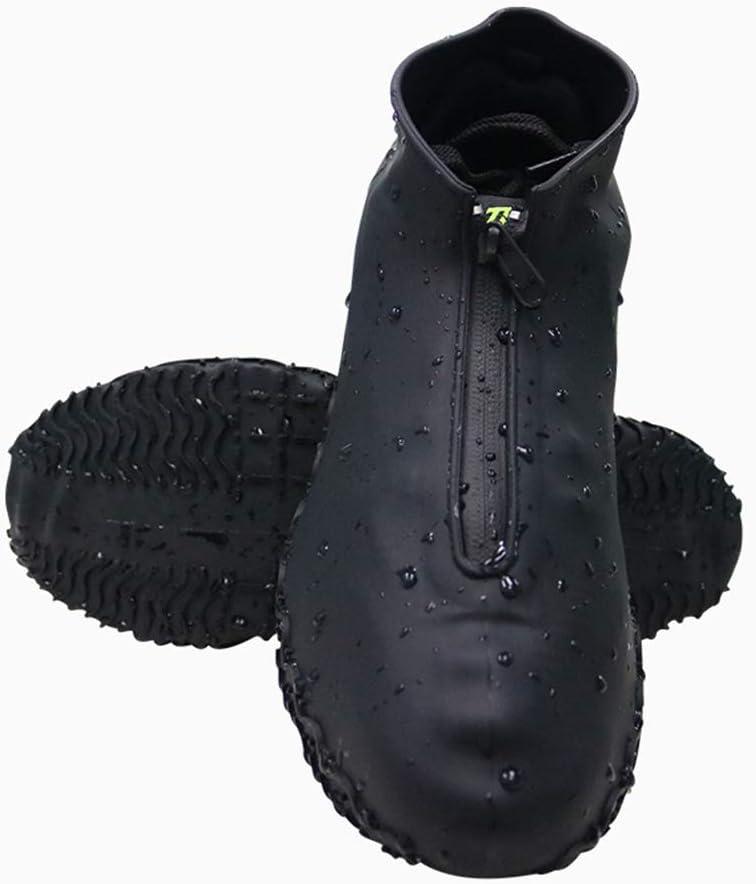 Waterproof Shoe Covers Reusable Not-Slip Cov Ranking TOP12 Foldable Max 79% OFF Rain