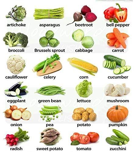 HONIC 10 Ding grünen Brokkoli-Samen: Alle Gemüsesamen