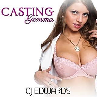 Casting Gemma audiobook cover art