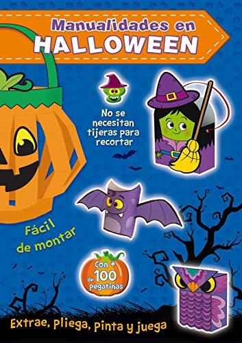 Manualidades De Halloween 2: 24 (Base Kids)