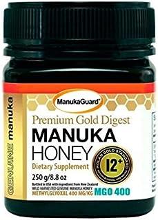 Manukaguard Premium Gold Manuka Honey 12+ - 8.8 Oz