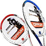 OPPUM 27 inch Pro Tennis Racket for Adults Student Women and Men Rackets Training...