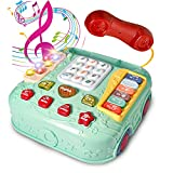 HOMCENT Baby Musical Toys, Toddlers Pretend...