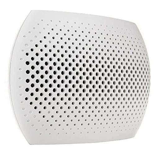 Heritan Homeself - Deumidificatore per asciugabiancheria, ricaricabile, riutilizzabile, per armadi, auto, guardaroba, cassaforte (bianco)