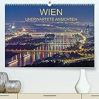 Wien - unerwartete Ansichten (Premium, hochwertiger DIN A2 Wandkalender 2022, Kunstdruck in Hochglanz): Wien - Stimmungsvolle Ansichten aus spannenden Perspektiven (Monatskalender, 14 Seiten )