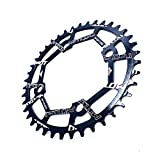 VXM 104BCD Chainring 40T 42T 44T 46T 48T 50T 52T【2021 High Strength and Ultra Light】 Narrow Wide Chain Ring for Road Bike,Mountain Bike,BMX Bike,MTB Bike Parts