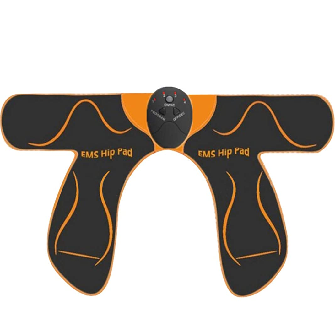 微妙収束バラ色EMSヒップウエスト刺激トレーナー筋肉ABSフィットネス尻マッサージ尻リフティング臀部トナートレーナースリミングマッサージャー
