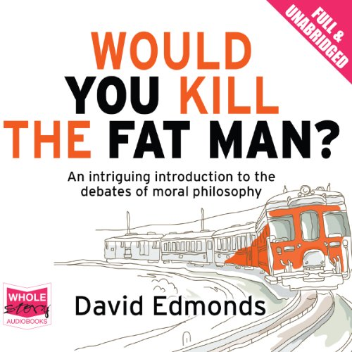Would You Kill the Fat Man? audiobook cover art