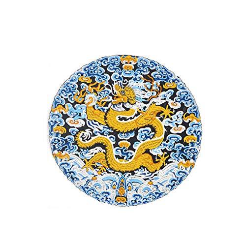6Wcveuebuc Parches para planchar con apliques para coser en parches de estilo chino, parches bordados con alfabeto, parches decorativos de reparación para ropa, sombreros, zapatos, camisas, mochilas