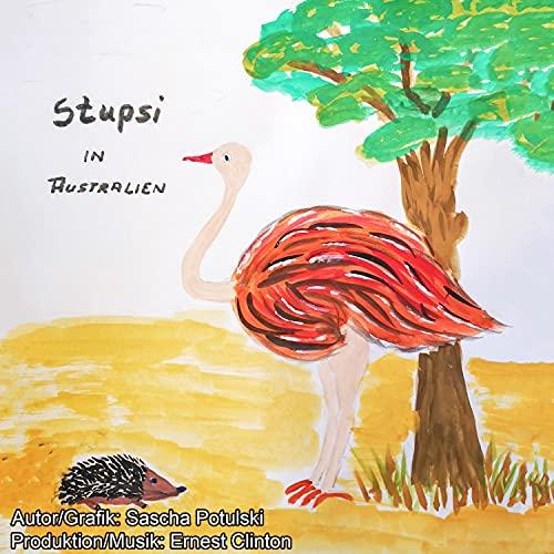 Stupsi in Australien Titelbild