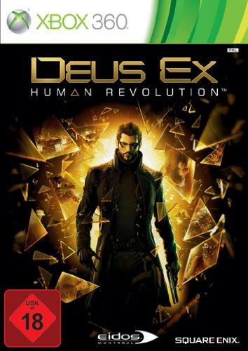 Deus Ex: Human Revolution [Importación Alemana]