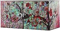 隠されたキーと取り外し可能なハンドメイドの木のケース.美しい古典的な木彫りの宝石類パズルB. ジュエリーボックス中華料理塗装ラッカー工芸品ジュエリーボックス、漆塗りを施した木材と鏡の鏡のミラーの宝石類のたくさんキープケーキオーガナイザー 美しい古典的な木彫りジュエリーパズル