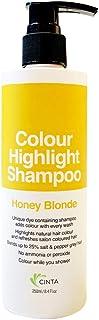 Cinta Color Shampoo Honey Blonde, 250 ml
