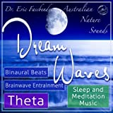 Private Island - Nature Sounds + Theta Brain Waves 5-4 Hz