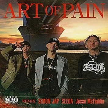 ART OF PAIN REMIX (feat. SEEDA & Jesse McFaddin)
