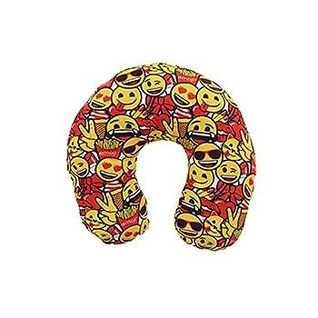 Best emoji neck pillow Reviews