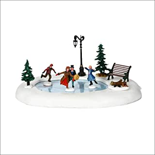 build home ice skating rink