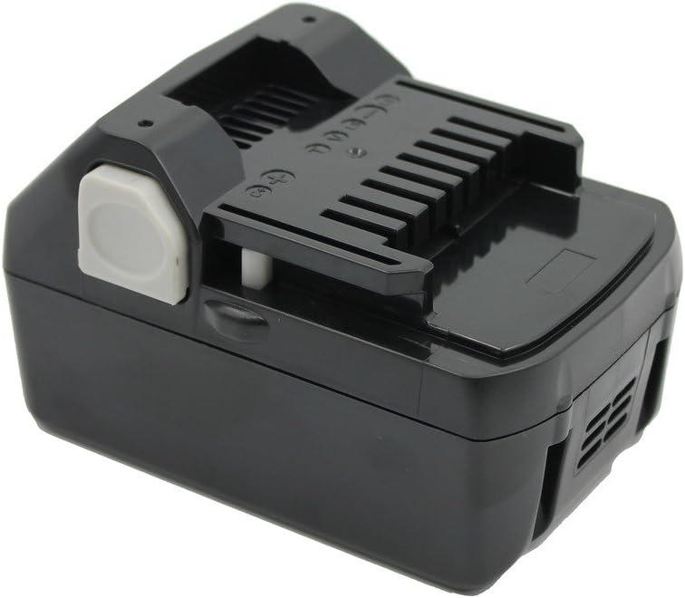 Kinon Reemplazo Herramienta Eléctrica Batería 18V 3.0Ah Li-Ion para Hitachi Taladro inalámbrico Destornillador Impact Driver BSL 1815X, BSL 1830, 33055, 330067, 330068, 330139