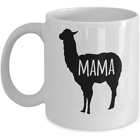 No Dramer Llama Mug High Quality 11oz Mug Personalised Great Birthday Gift