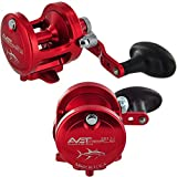 Avet SX 5.3:1 Single Speed Reel - Left Handed -...