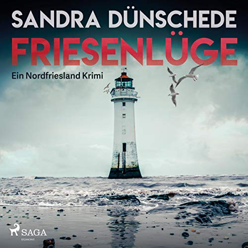 Friesenlüge audiobook cover art