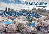 Essaouira - Impressionen (Wandkalender 2022 DIN A4 quer): Die Hafenstadt Essaouira mit etwa 85.000 Einwohner liegt an der marokkanischen Atlantikkueste. (Monatskalender, 14 Seiten )