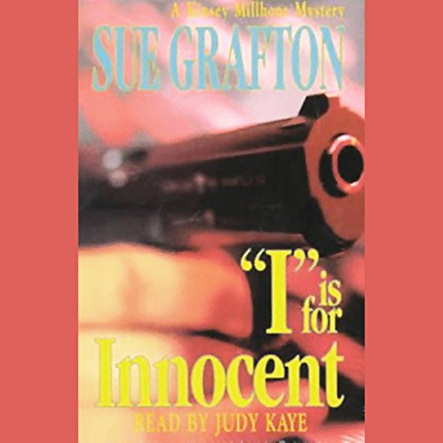 I is for Innocent audiobook cover art