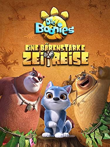 Die Boonies – Eine bärenstarke Zeitreise cover