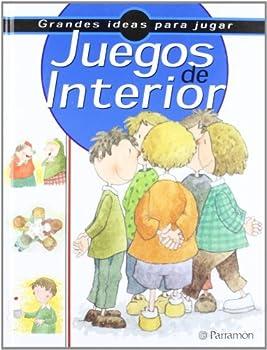 Hardcover Juegos De Interior (Spanish Edition) [Spanish] Book