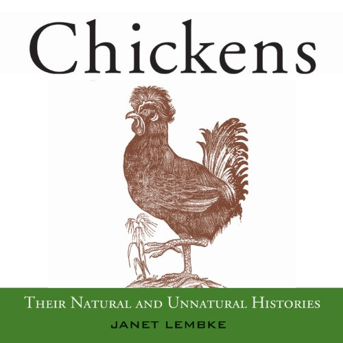 Chickens audiobook cover art
