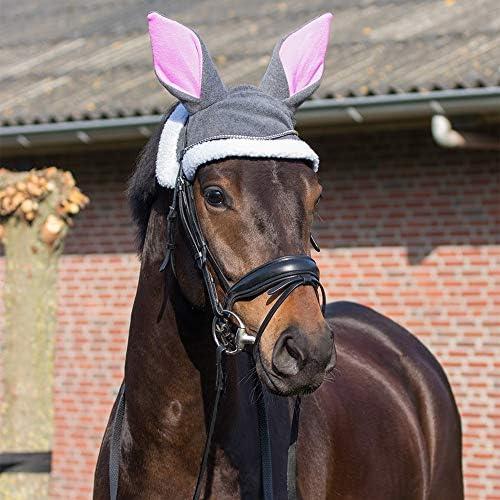 Osterhasenohren Haube QHP Pony