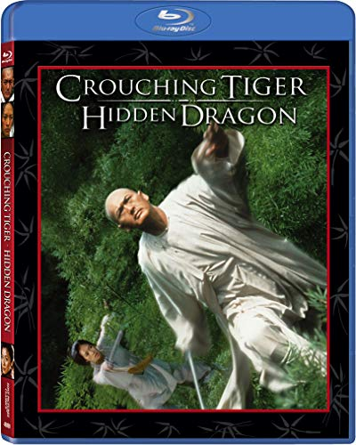 CROUCHING TIGER HIDDEN DRAGON 15TH ANNIVERSARY ED - CROUCHING TIGER HIDDEN DRAGON 15TH ANNIVERSARY ED (1 Blu-ray)