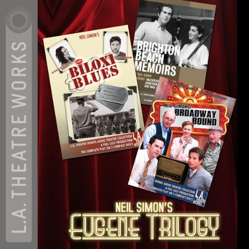 Neil Simon's Eugene Trilogy audiobook cover art