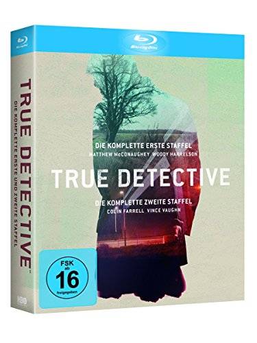 True Detective - Staffel 1+2 (Limited Edition) [Blu-ray]