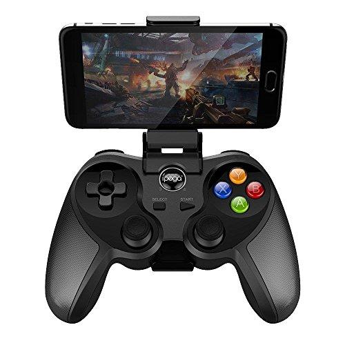 Digitalkey Wireless Game Controller IPEGA PG-9078 compatibile con Iphone e Ipad, Pc e Tablet (Nero)