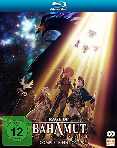 Rage of Bahamut: Genesis - Complete Edition [Blu-ray]