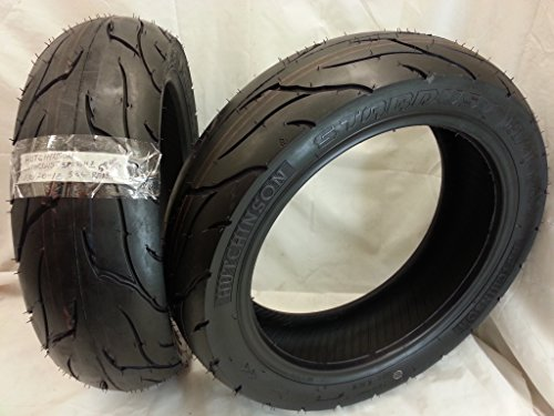 Neumático 120/70-12 58L Hutchinson Stardust Tubeless dot.2810 neumático de goma