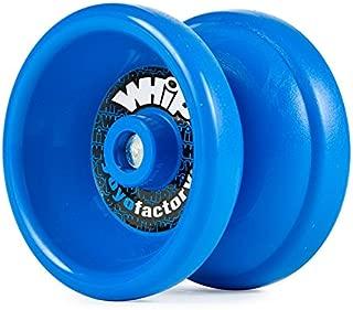 Whip Ball Bearing Professional YoYo-Blue