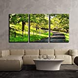"""High quality printed artwork stretched to fit on durable and shrink-resistant canvas. Great gift idea for friends and family for holidays or other special occasions. 1.5"""" stretcher bars to give artwork a gallery-quality profile. Hanging accessory too..."""