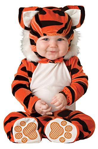 InCharacter Déguisement Tigre pour bébé - Classique - 6-12 Mois (66-74 cm)