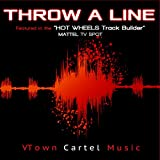 Throw a Line (Featured in the 'Hot Wheels Track Builder' Mattel TV Spot)