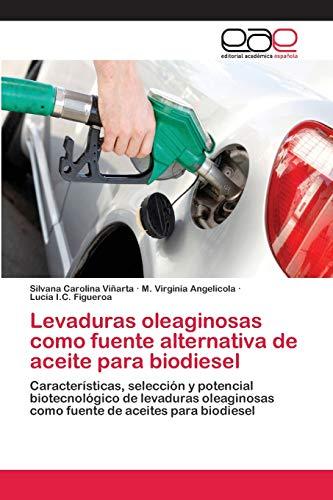 Levaduras oleaginosas como fuente alternativa de aceite para biodiesel