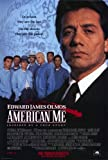 Pop Culture Graphics American Me Poster B 27x40 Edward James Olmos William Forsythe Pepe Serna