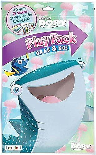 ventas en linea Finding Dory Grab n Go Play Packs (12 (12 (12 Packs) by Disney  diseñador en linea
