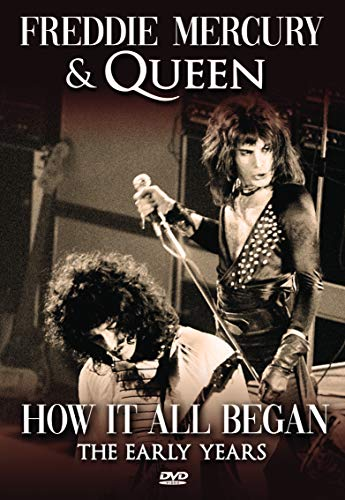 Freddie Mercury & Queen - How It All Began [Reino Unido] [DVD]