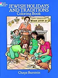 Jewish Coloring Books For Adults